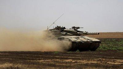 Израильские военные засекли пуск 150 ракет из сектора Газа