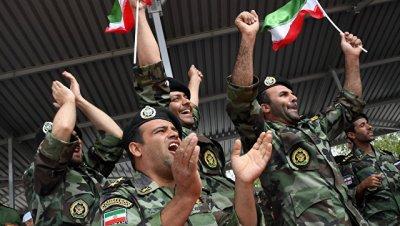 Военные водолазы из Ирана стали лучшими по итогам АрМИ-2018