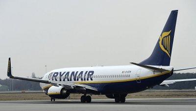 В Германии отменили 250 рейсов из-за забастовки пилотов Ryanair