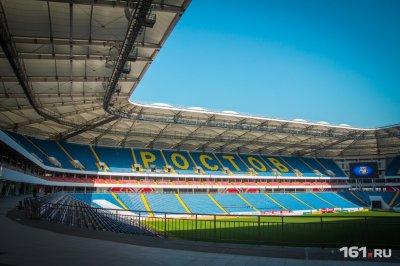 Голубев рассматривает идею проводить на «Ростов Арене» концерты звезд и построить там спа-комплекс