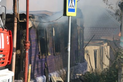 Следователи назвали причину пожара, уничтожившего год назад Театральный спуск