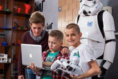 Когда компьютер учёбе не помеха: ростовских школьников приглашают в международную IT-академию