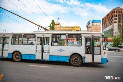 В ростовские троллейбусы и трамваи вернулись бумажные билеты