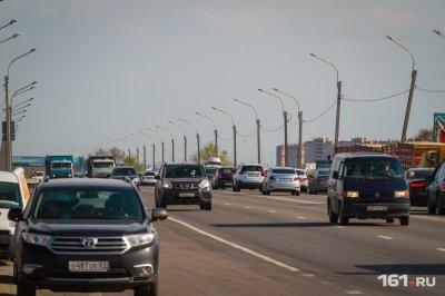 Пять центральных ростовских улиц перекроют в День города