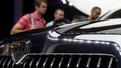 Страны Ближнего Востока станут первыми импортерами машин Aurus
