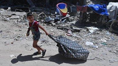 США прекратили финансирование помощи палестинским беженцам, заявили в БАПОР