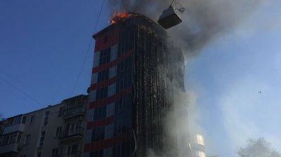 В Ростове будут судить виновника пожара в отеле Torn House, в котором погибли два человека