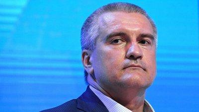 Аксенов назвал приглашение Порошенко крымских детей на Украину пиаром