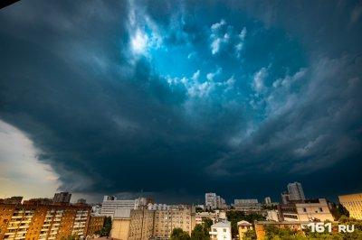Ветер будет ломать сучья деревьев и рушить крыши: на Таганрог обрушится трехдневный ураган