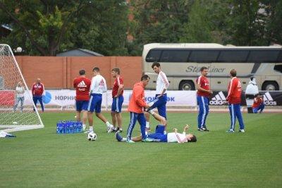 Дзюбы и Кудряшова не будет в составе сборной России на матче в Ростове