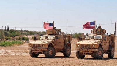 Клинцевич назвал учения США в Сирии незаконными