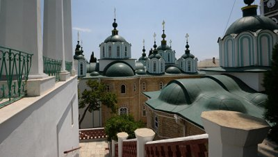 Греция отказала в визе управляющему делами Московской патриархии