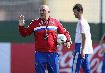 Черчесов оценил готовность сборной России перед матчем с Чехией в Ростове