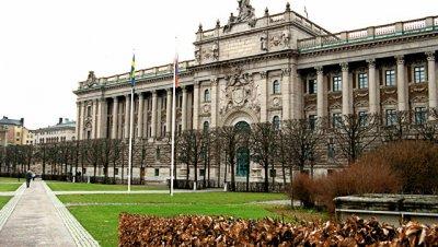 По данным exit poll, оппозиция лидирует на выборах в шведский парламент