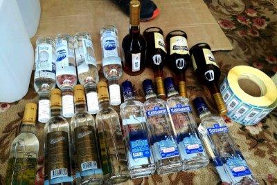Наживался за счет чужого здоровья: в Чалтыре под видом водки продавали метиловый спирт