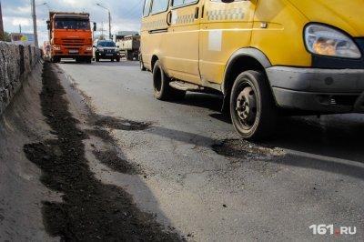 Не проехать, а пройти: из-за ремонта дороги на проспекте Нагибина образовалась большая пробка