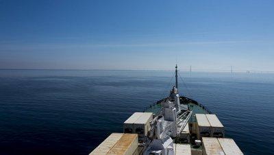 Задержанное в ЮАР российское судно покинуло Порт-Элизабет