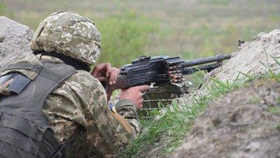 Украинские силовики ведут обстрел села Стаханка, заявили в ДНР