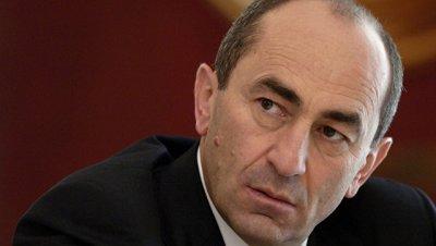 Кочарян назвал обвинения в отмывании денег абсурдными