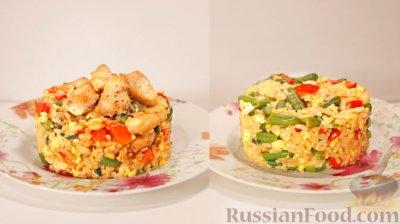 Китайский жареный рис