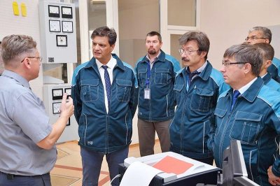 На Ростовской АЭС завершилась миссия поддержки ВАО АЭС по вопросам контроля оборудования