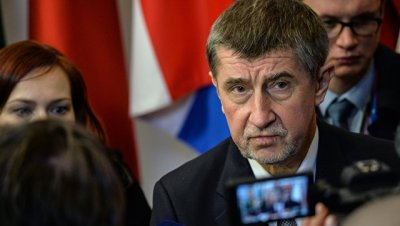 Премьер Чехии заявил, что Frontex Европе не нужен