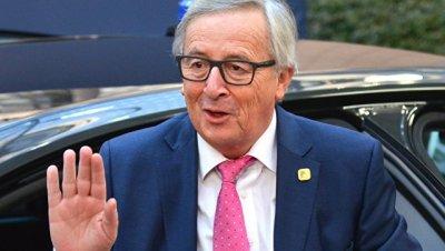 Юнкер сообщил, что ЕС готов полностью финансировать проекты стран Трехморья