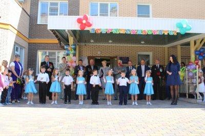 В новом детском саду «Солнечный» - день открытых дверей