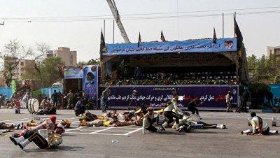 МИД Ирана вызвал послов трех стран ЕС в связи с терактом в Ахвазе