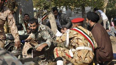 Хаменеи обвинил ОАЭ и Саудовскую Аравию в спонсировании террористов в Иране