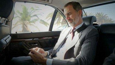 Король Испании в 2018 году получит из бюджета более 240 тысяч евро