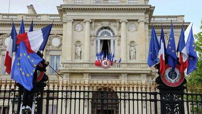 Франция приветствует соглашение России и Турции по Идлибу