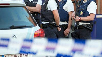 В Брюсселе полицейский пострадал в столкновениях с демонстрантами