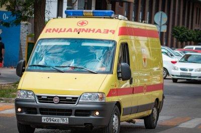 В Таганроге женщина на легковушке сбила бабушку