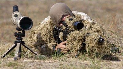 В ДНР заявили об активизации украинских снайперов у линии соприкосновения