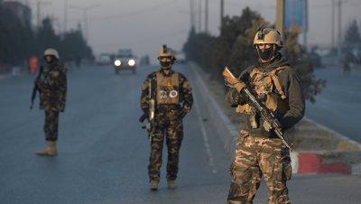 В Афганистане не менее семи силовиков погибли при атаке талибов*