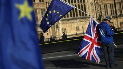 В Лондоне надеются согласовать Brexit с Евросоюзом к середине ноября