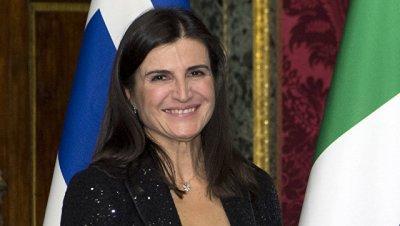 Тасия Афанасиу станет новым послом Греции в России