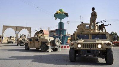 В Афганистане не менее 15 силовиков погибли при атаке талибов*