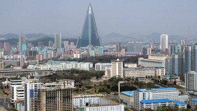 Финансовая разведка Северной Кореи создала сайт