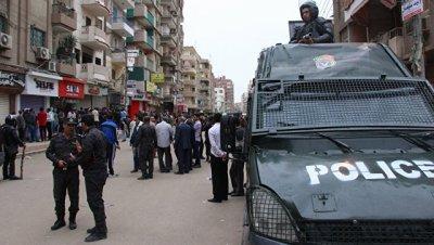 В Египте 17 человек приговорили к смерти по обвинению во взрывах в церквях