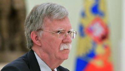 В ходе визита Болтона могут обсудить дипсобственность в США, заявили в МИД