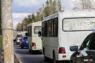 В ход пошла бита: в Ростове подрались водитель маршрутки и пассажир