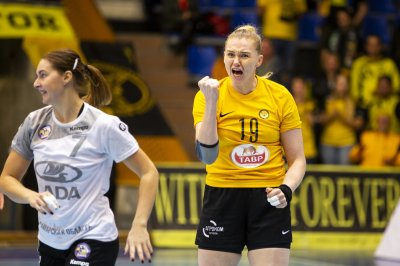 ГК «Ростов-Дон» обыграл соперниц из Тольятти в матче Суперлиги
