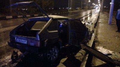Выехал на встречку: в Волгодонске столкнулись ВАЗ и Mazda, есть погибшие=