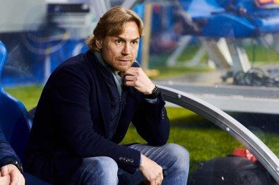 Валерий Карпин — о матче с «Анжи»: «Хотел бы похвалить команду за все»