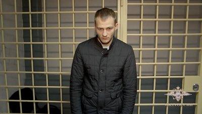Дончанина, избившего битой мужчину с ребенком в Москве, отправили в СИЗО