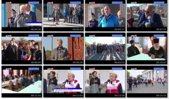 Выпуск информационной программы Белокалитвинская Панорама от 23 октября 2018 года
