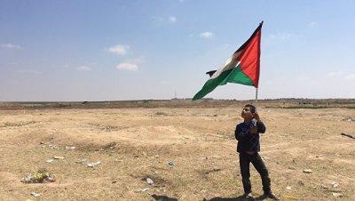 Палестинцы ограничат протесты в секторе Газа