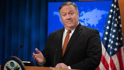 Санкции США ударят по ключевым секторам иранской экономики, считает Помпео